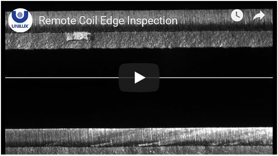 Remote Coil Edge Inspection